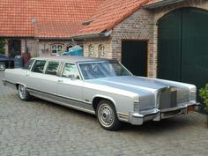 Lincoln - Continental 7.5 Limousine - 1976 - Catawiki