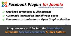 This plugin enables you to integra Drupal, Joomla, Types Of Buttons, Facebook Likes, Wordpress Plugins, Integrity, Writing, Scripts, Display