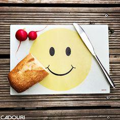 Frühstücksbrettchen SMILE