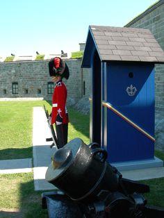 La Citadel - Quebec City - Quebec, Canada