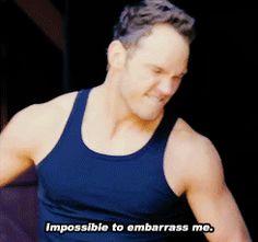Chris Pratt Goofing Around Behind The Scenes Of His Men's Fitness Spread Is Too Hot To Handle