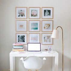 It's #Monday again! Time to get up and get some work done! #work #houston #organize #desk #repost #regram #morning #office #white #organizer