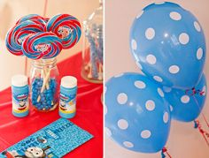 Image detail for -Not Your Typical} Thomas the Train Birthday