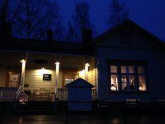 Sataman kahvila - Lahti Matkustajasatama