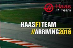 Haas presentará su coche el primer día de test de 2016 #Formula1 #F1 #SingaporeGP