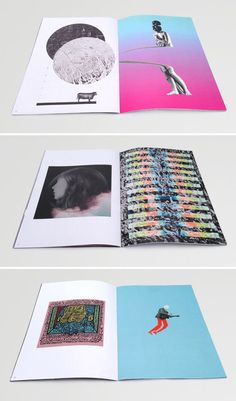Fresh From The Dairy: Analog Zine in art  Category