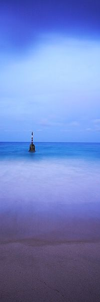 Cottesloe Beach Pylon Western Australia