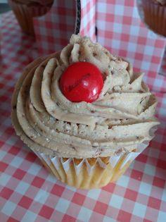 Cupcake Lacasitos//AmArt Bakery