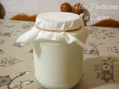 Gelato, Kefir Yogurt, Light Recipes, Biscotti, Glass Of Milk, Camembert Cheese, Healthy, Pizza, Food