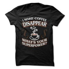 Awesome Tee Coffee T shirts