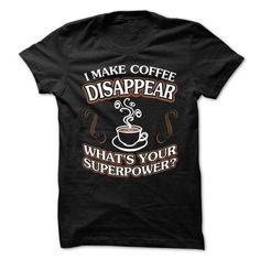 Awesome Tee Coffee T shirts