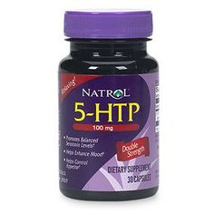 5-HTP Widely used to help with obesity (dieting), PMS, migraines, depression, anxiety, insomnia and addictive behaviour. 5 HTP increases production of serotonin. Serotonin levels in the nervous system are essential for so many aspects of our daily lives. I can see a significant change in overall mood and anxiety after two weeks of use.