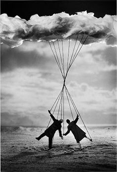 FotoFest Exhibitions 2011 - A Matter of Wit - Gilbert Garcin Biography