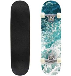 Gold Indigo Malachite Marble Outdoor Skateboard Pro Complete Skate Board Cruiser 8 Layers Double Kick Concave Deck Maple Longboards for Youths Sports Painted Skateboard, Skateboard Deck Art, Skateboard Design, Skateboard Girl, Complete Skateboards, Cool Skateboards, Skateboards For Girls, Cruiser Boards, Skate Street