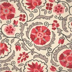 Designer Home Decorating Fabric