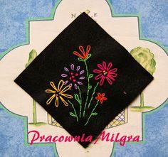 Pracownia Milgra: Wzory, kolory, do igły, do haftu