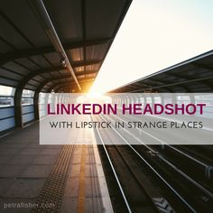 IN THIS ARTICLE YOU WILL READ: The hilarious adventures we had doing the photo-shoot My top three tips in regard to a LinkedIn Profile Picture The top three tips from the photographer I worked with