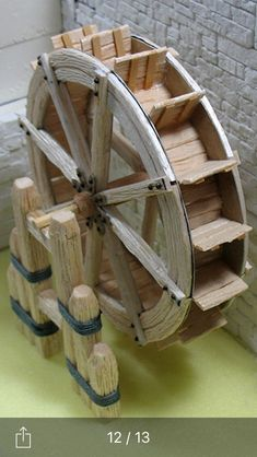 One of the Best Sources for Free Detailed Woodworking Plans Craft Stick Crafts, Wood Crafts, Diy And Crafts, Woodworking Plans, Woodworking Projects, Wood Projects, Projects To Try, Free To Use Images, Miniature Houses