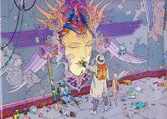 Image result for Moebius Library: The World of Edena