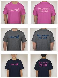 Our Relay 2013 Shirts!!  Cancer Awareness Shirt by BellesForTheCure on Etsy, $20.00