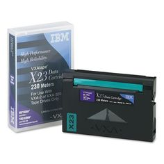 IBM® - 8 mm Cartridge, 230m, 160GB Native/320GB Compressed Capacity - Sold As 1 Each - Ultra-reliable. by IBM Products. $106.99. IBM® - 8 mm Cartridge, 230m, 160GB Native/320GB Compressed CapacityThese ultra-reliable data cartridges are perfect for midrange database backups and restores. They're precision-manufactured to tight specifications and 100% certified. Their high capacity provides an outstand price to performance ratio. An improved, protective tape coating also signif...