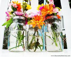 Budget find Xenos :: Mason jars | Drops of inspiration