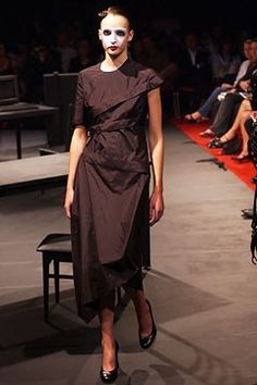 Boudicca Spring 2003 Ready-to-Wear Fashion Show - Jenna