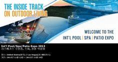 Int'l Pool/Spa/Patio Expo 2013 라스베가스 수영장, 스파, 정원 박람회