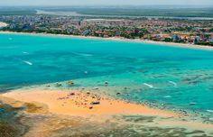 Areia Vermelha-Paraíba