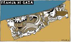 Franja de Gaza [Eneko]