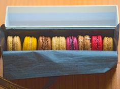 Macaroons from Angelina of Paris by Christopher Cox on 500px