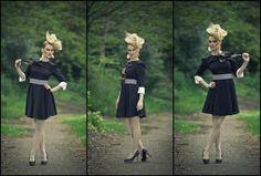 Ella dress, available at www.aliciatomzak.com