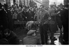 Antisemitische Ausschreitungen Wien 1938 - Stock Image