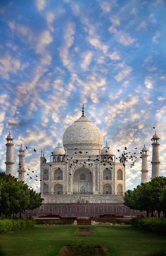 Interesting Taj Mahal - http://www.travelandtransitions.com/destinations/destination-advice/asia/