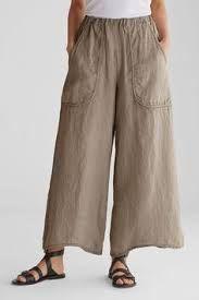 New London Designer Capri City Shorts 34 Cropped Jeans