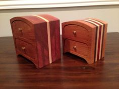 Best bandsaw boxes yet