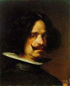 Diego Velázquez Autoretrato