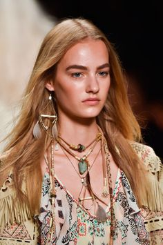 Tendances bijoux printemps-été 2015