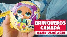 Loja de brinquedos em Toronto | DAILY VLOG #519 https://youtu.be/a9eVON0ZTkw