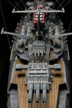 Bandai Space Battleship Yamato