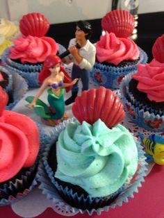 Disney Theme Candy Bar -princess -cupcakes -cookies -pops - chocolate Ariel