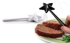 塩とコショウの魔法をかけるキラキラ・テーブルウェア – ガジェット通信