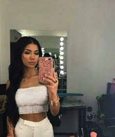 when ur just so in love in a person, that u decide to create an ig account for her.💙 i mean - look at her! no words even needed Big Sean And Jhene, Beautiful People, Beautiful Women, Jhene Aiko, Girl Crushes, Woman Crush, Female Singers, Celebrity Style, Celebrity Pics