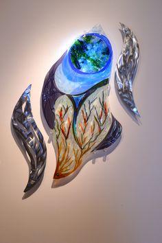 Bonnie Rubinstein Fused Glass