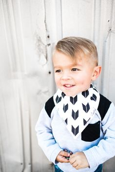 - Buy as bundle and save 15% (approx. $10.00 of savings) - Perfect gift set for baby showers and baby registries - Baby Boy Monochrome Bundle includes our Shade bib set, Wild bib set and Classic multi