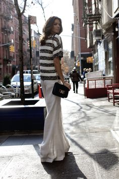 Oscar de le Renta Sweater & Pants
