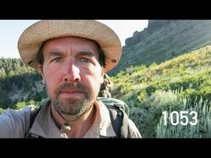 2600 MILES IN 4 MINUTES: Time-lapse of my Pacific Crest Trail hike (In the Journey by Martin Sexton) - YouTube