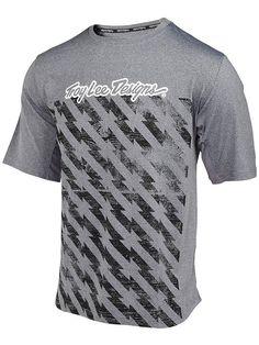 Maglia a maniche corte MTB Troy Lee Designs Compound Bolight Grigio Gray | Troy Lee Designs | FreestyleXtreme | Italia