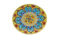 For Buying beautiful Blue pottery Plates, Contact to Shivkripa bluepottery. CALL US: 9928943322