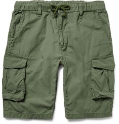 Fulok Mens Multi Pocket Bermuda Zip Up Summer Ripstop Cargo Shorts As Picture US-M